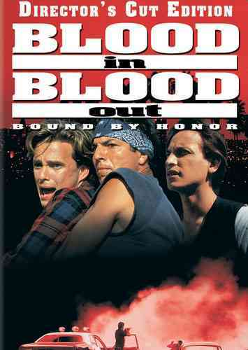 BLOOD IN BLOOD OUT BY BORREGO,JESSE (DVD)